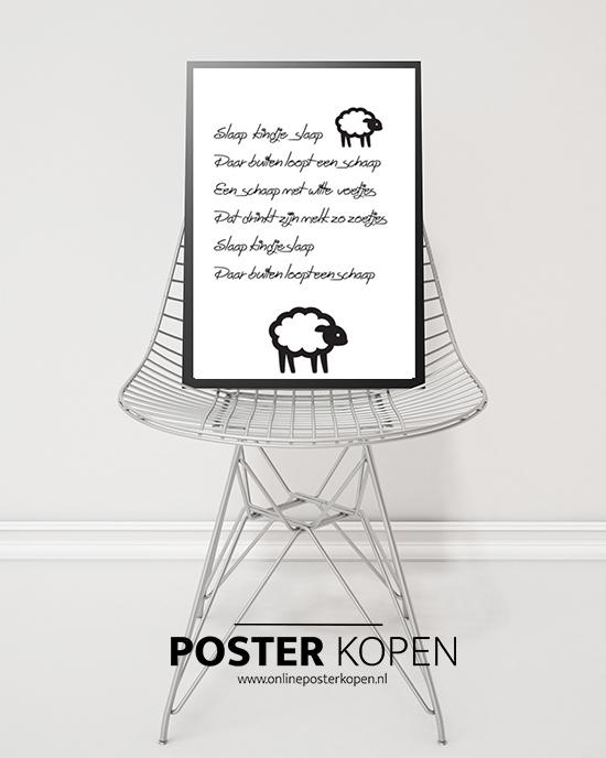 slaap-kindje-slaap-poster