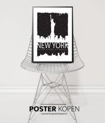 New - York -poster-onlineposterkopen