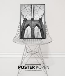 Brooklyn Bridge New York City-Poster-kopen