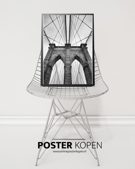 Brooklyn Bridge New York City-Poster-kopen