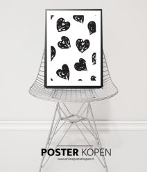 Love Posters l Liefde is poster l Online Poster Kopen