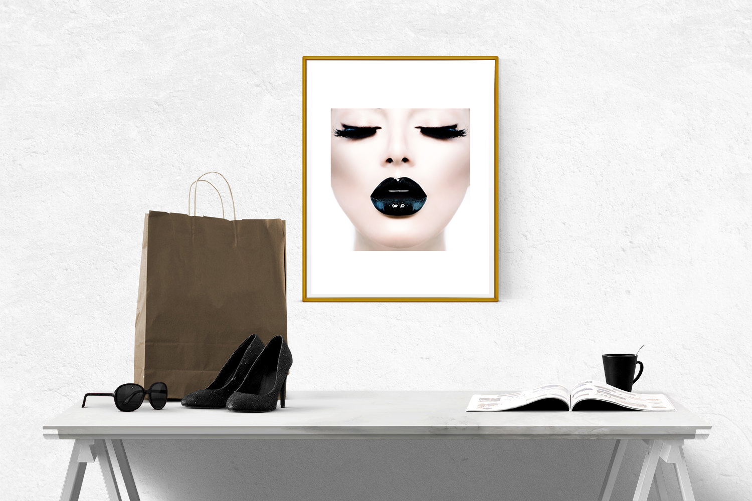 Posters In Slaapkamer : Fashion posters l mooie posters en prints online l online poster
