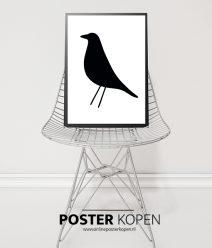 eames vogel vitra-poster-posterkopen