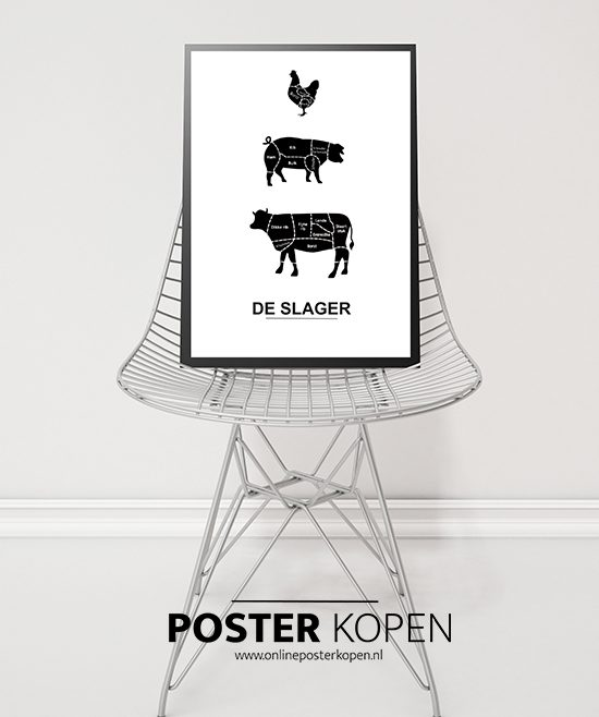 Keuken Poster l Homemade Poster l Online Poster Kopen