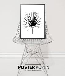 botanische poster--tekstposter-onlineposterkopen-scandiposter