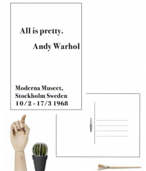 Andy Warhol posters l posters met tekst l Online Poster Kopen