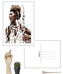 indiaan-miniposter-onlineposterkopen