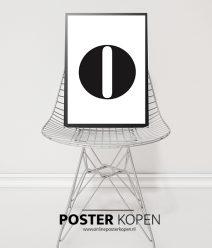 ABC - Tekstposter - Online Poster Kopen