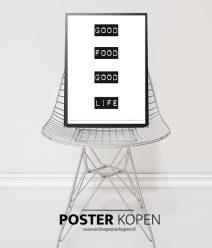 Tekst Poster l Citatenposter l Online Poster Kopen