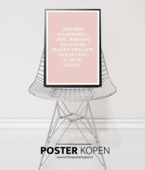 Tekstposter l Citatenposter l Online Poster Kopen