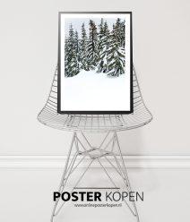 Kerst boom posters l grootste collectie l Online Poster Kopen