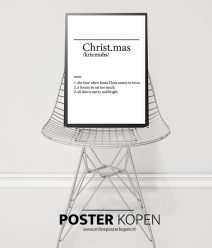 christmas-download poster-kerst-quote-poster