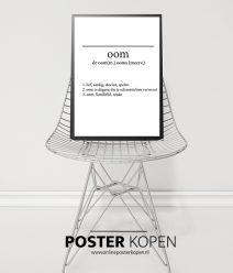 oom-poster-onlineposterkopen