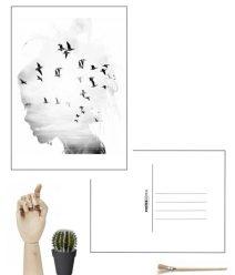 silhoutte-miniposter-onlineposterkopen