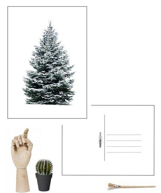 kerstposter-mini-poster