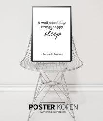 Tekst Poster l Citatenposter l Online Poster Kopen l Text Poster