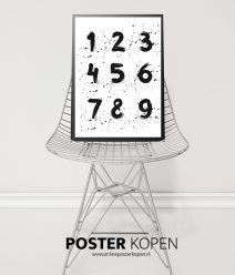 Cijfer-poster-Online Poster Kopen