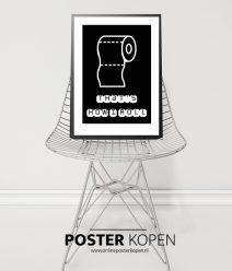 toiletposter-tekstposter-onlineposterkopen