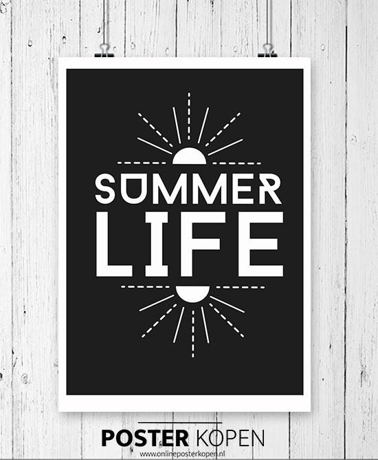 Tuinposter-summerlife