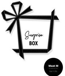 Suprisebox- Mysteriebox- Poster Box