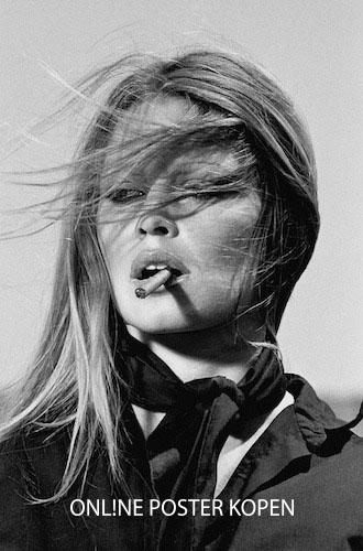 brigitte-bardot poster-onlineposterkopen1