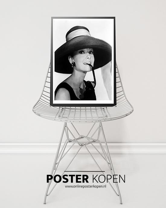 Poster Audrey Hepburn