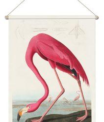 flamingo-textielposter-onlineposterkopen