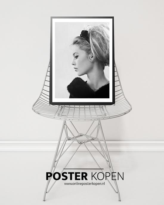 Poster Brigitte Bardot