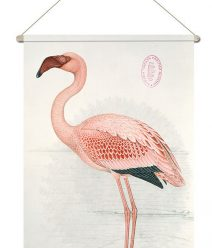 flamingo-textielposter2-onlineposterkopen