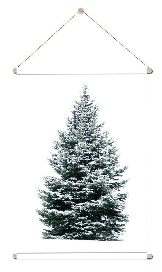 kerstposter-textielposter-kerstboomposter-kleur-onlineposterkopen