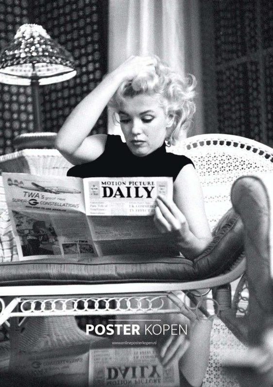marylin-monrou-poster-onlineposterkopen