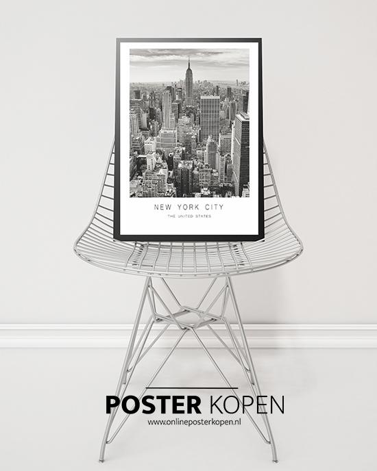 stedenposter new york city