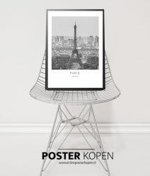 stedenposter-parijs