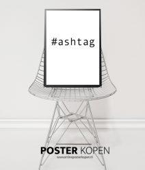 hashtag-poster-onlineposterkopen