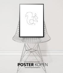 kunst poster- design poster- abstracte poster - online poster kopen