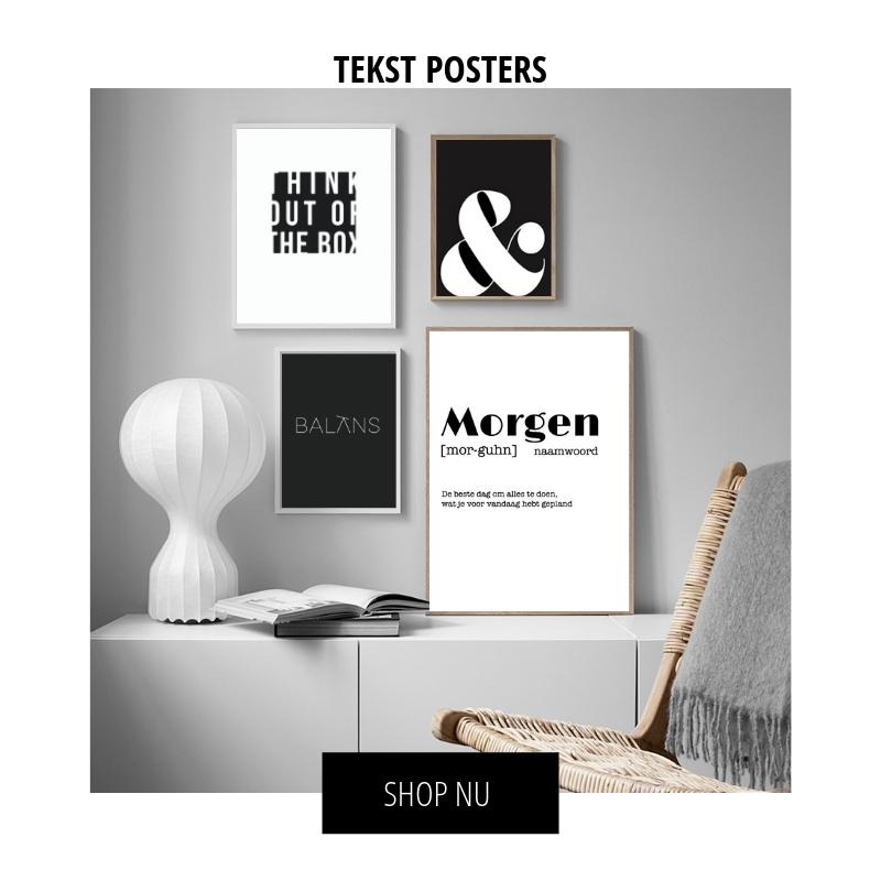 natuur posters - posters met een natuur print- online poster kopen