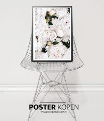 bloemen poster - poster met bloemen - online poster kopen