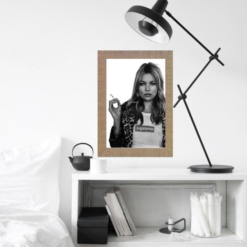Kate Moss Smoking Poster Bestel Je Bij Online Poster Kopen