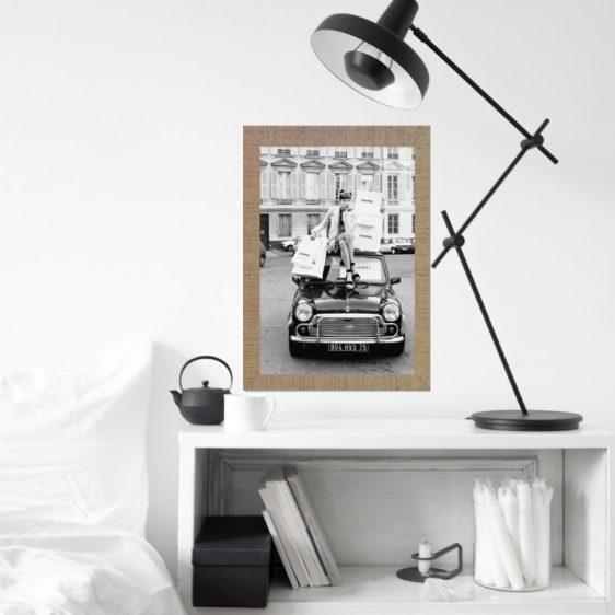 Poster Christy Turlington - Fashion poster –Voque posters - Fashion prints – Fashion posters in jouw interieur