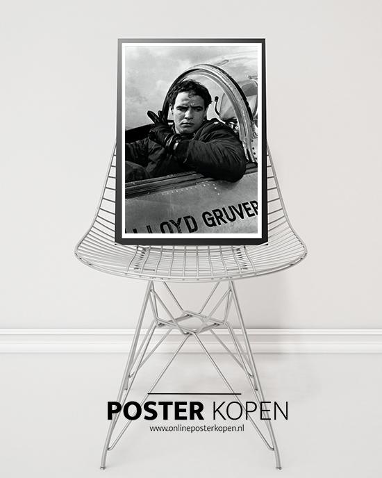 Poster Marlon Brando