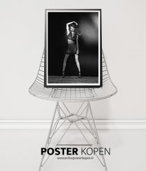 Lindsey Wixon poster - fashion poster - voque poster - online poster kopen
