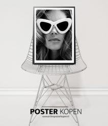 doutzen kroes- poster - fashion poster - voque poster - online poster kopen