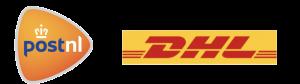 vervoer post.nl en dhl. onlineposterkopen