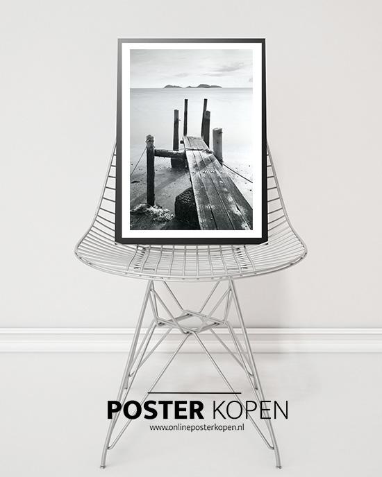 zwart wit poster - poster zwart wit- online poster kopen