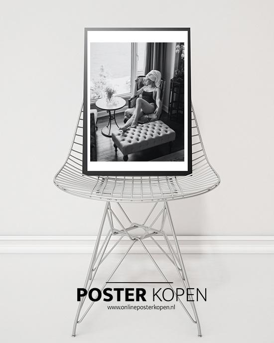 zwartwit-fashion-poster