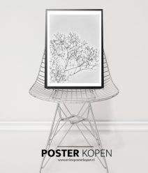 bloemen poster - poster met bloemen - online po